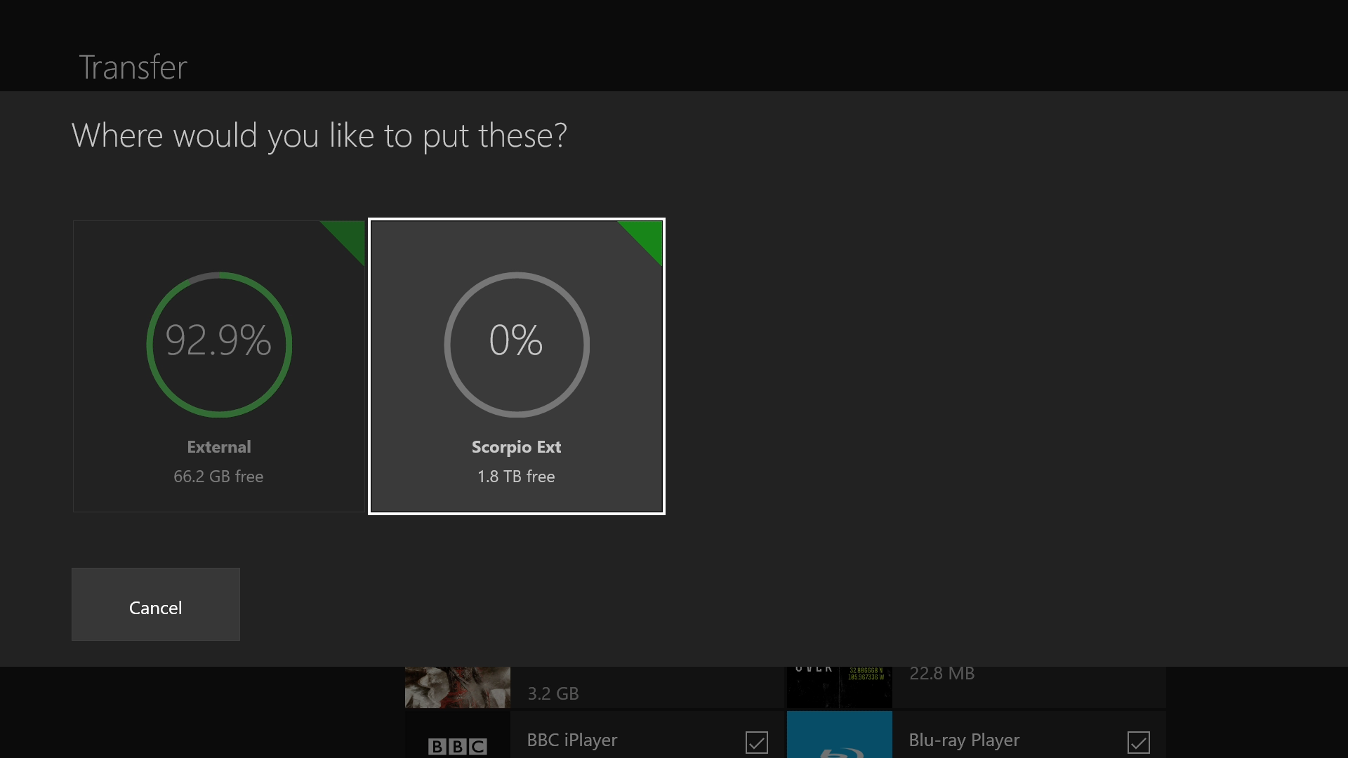 how to delete a game from your xbox one